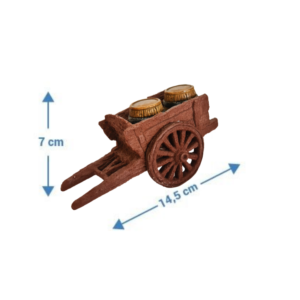 charrette tonneau petite
